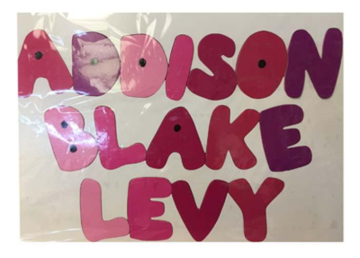 Alison Blake Levy's Dump puzzle