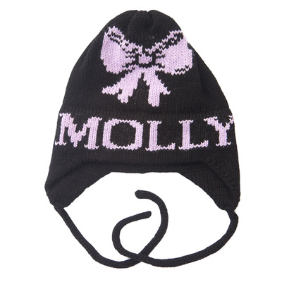 Molly's Bow Hat With Earflaps
