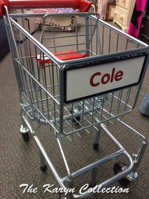 Cole's Shopping Basket