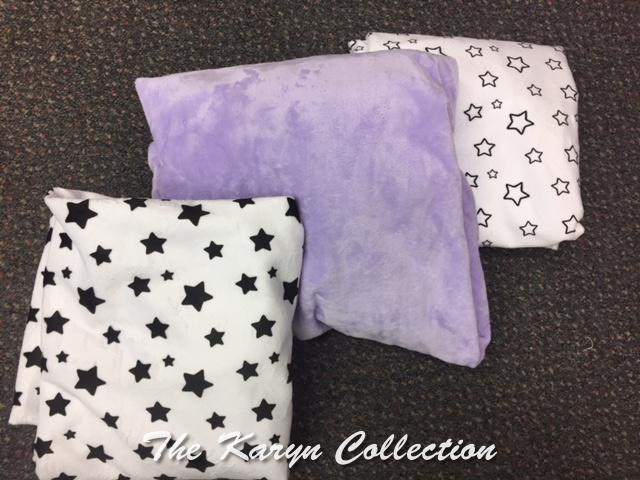 Custom Minky Crib Sheets