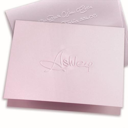 Mirador Note Card