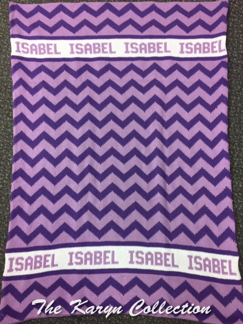 *EXCLUSIVELY OURS...Isabel ALL COTTON Chevron