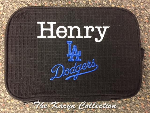 Henry's LA  Dodgers Waffle Bag