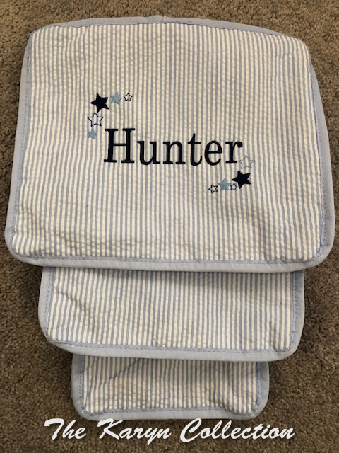 Hunter's 3 piece Traveling Set