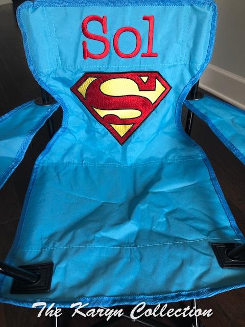 Sol's Superman Stadium Chair