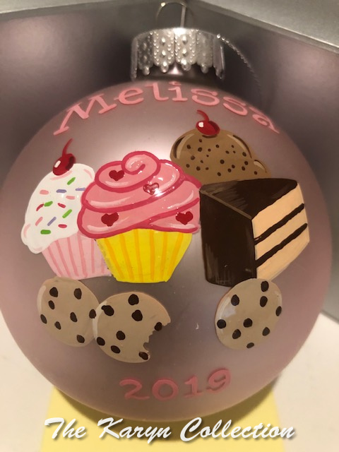 Melissa's Sweets Ornament....YUMMY!!!!