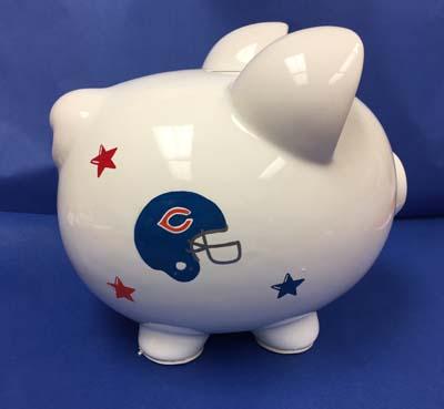 Chicago Teams on a piggy bank