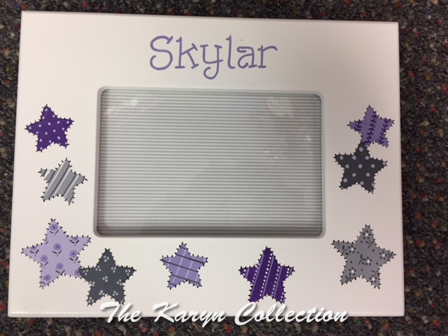 Skylar's Patchwork Star Frame