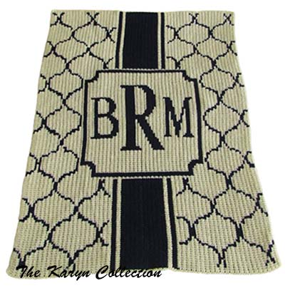 The Sophisticate Stroller Blanket