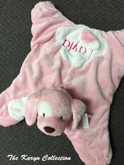 Pink Dog Cozy