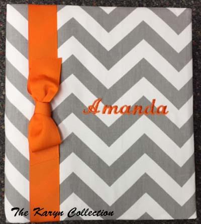 Amanda's 3-Ring Photo Album