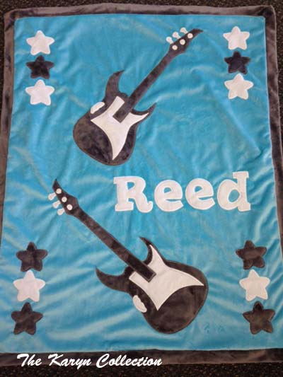 Reed Rocks Out!