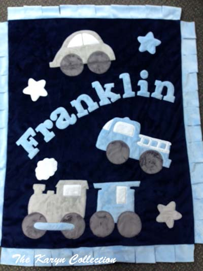 Franklin's Transportation Blanket