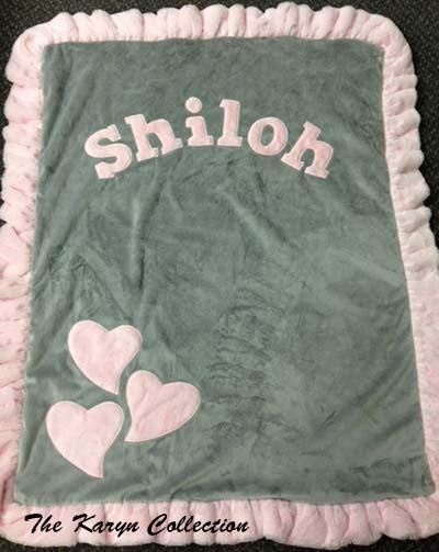 Basic 3 Funky Hearts - Shiloh