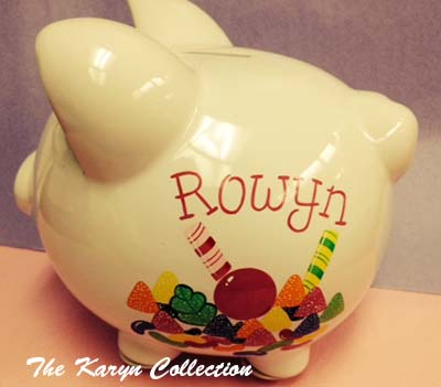 Candy Piggy Bank