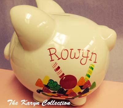 Candy Piggy Bank