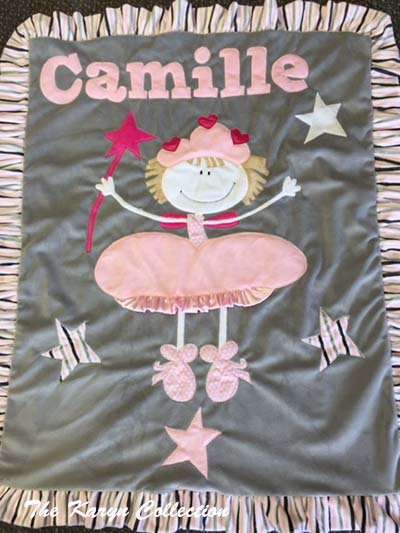 Camille's Once Upon A Time Blanket