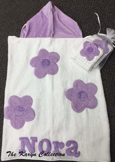 Nora's 2-Piece Towel Set