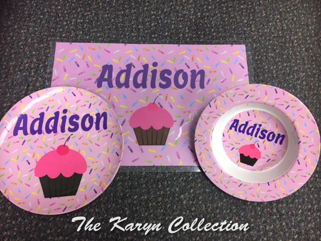 Addison's 3-Piece Dish Set
