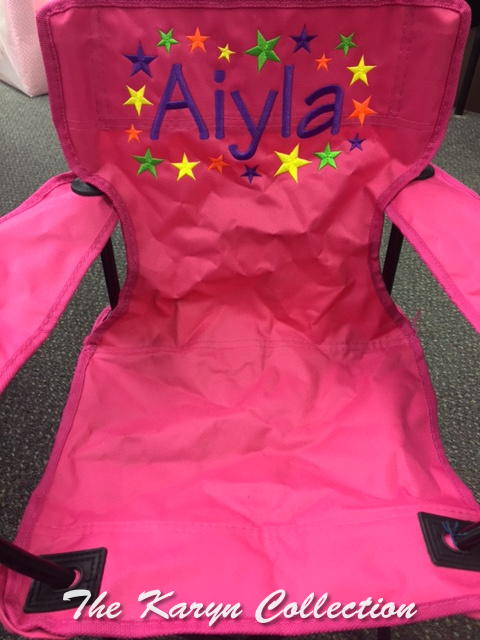 Aiyla's Stadium Chair