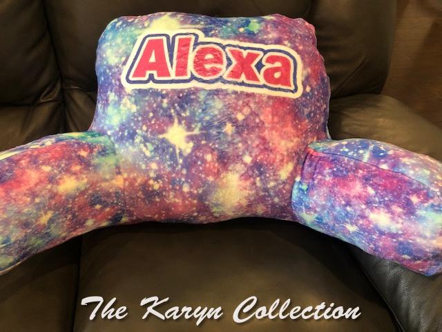 Alexa's  Cosmo Study Pillow