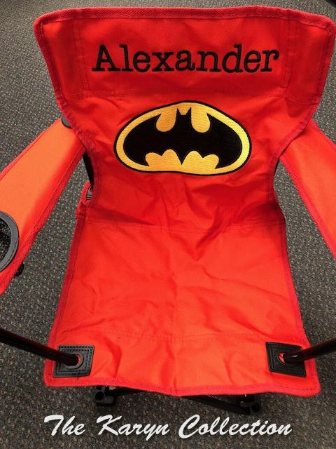 Alexander's Batman Stadium Chair