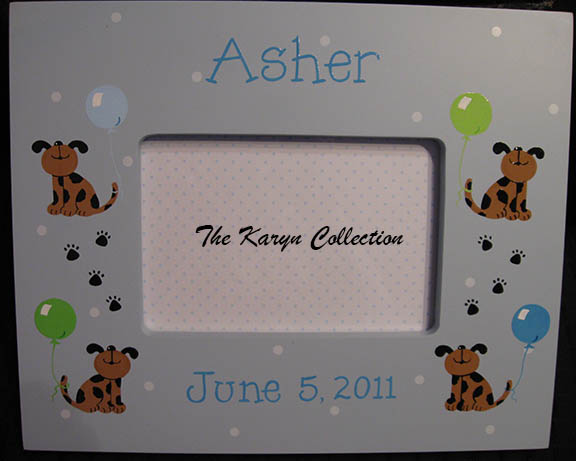 Asher Doggie Frame