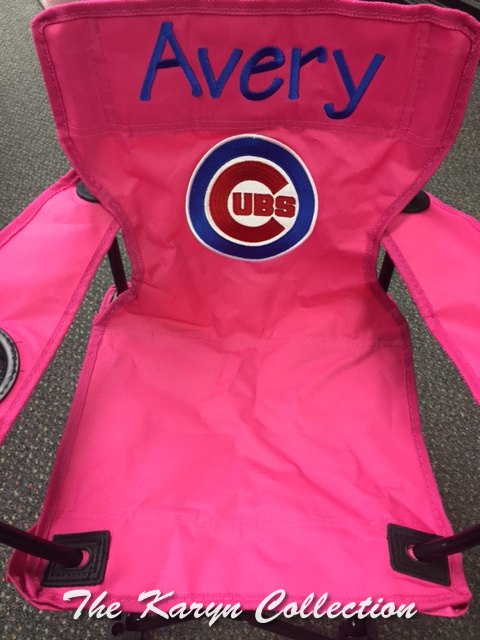 Avery's Stadium Chair