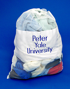 Camp or College Mesh Laundry Bag