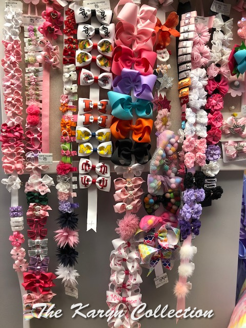 Let me add some barrettes to your barrette holder......
