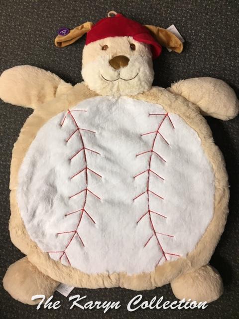 Baseball Activity Blanket