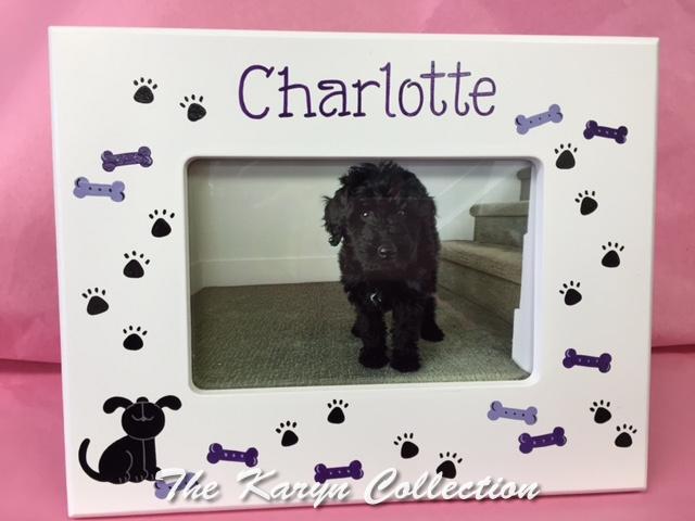 Charlotte's Doggie Frame