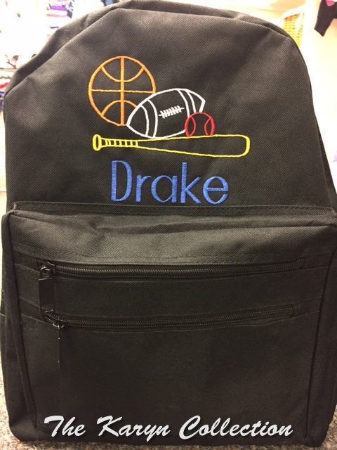 Drake's Large  Sports Back Pack