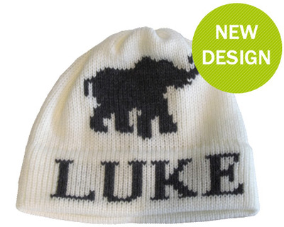 Name with Elephant Hat