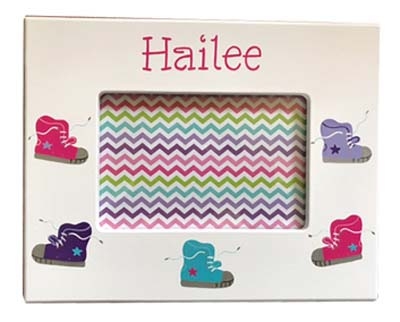 Hailee's sneaker picture frame