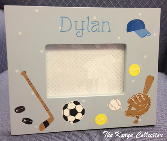 Dylan Sports Picture Frame