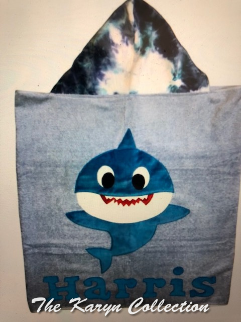 "Harris' Shark Towel.....""DO DO DO"""