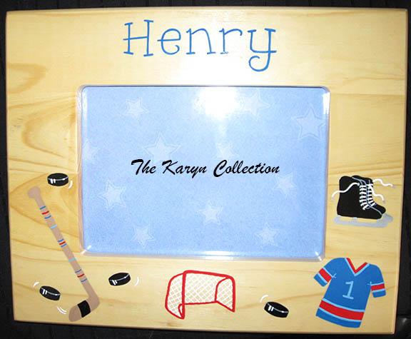 Henry's Hockey Frame