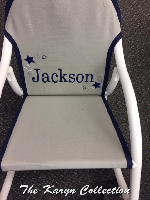 Jackson All Stars Rocking Chair