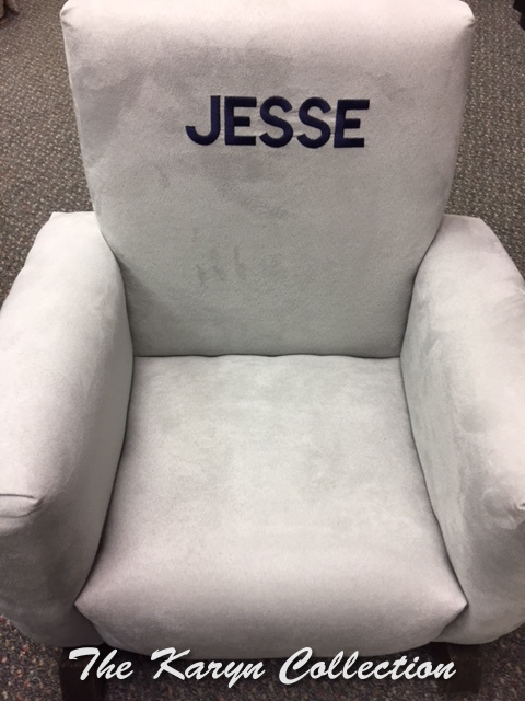 Jesse's Toddler Rocker