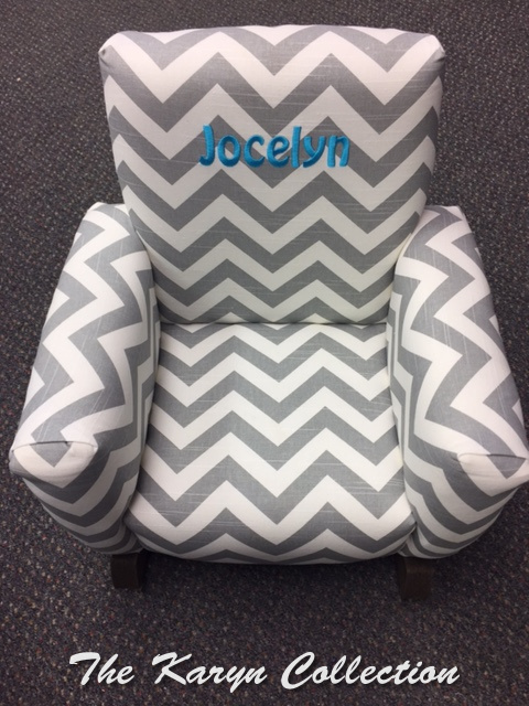 Joselyn Chevron Rocker