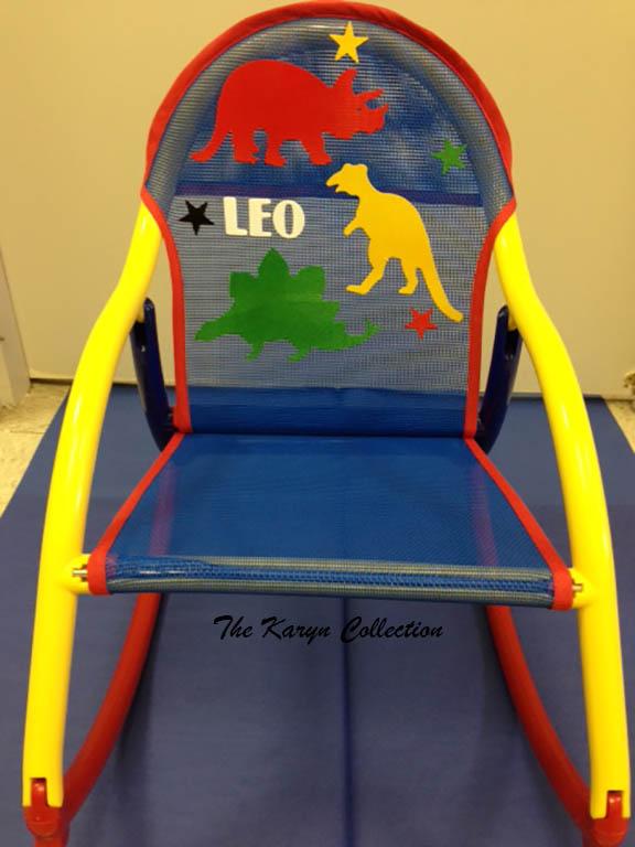Dinosaur Rocking Chair