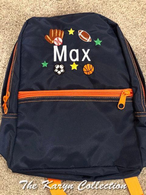 Max's small