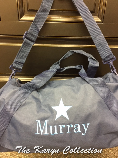 Murray's Navy duffle with 1 White Star ***