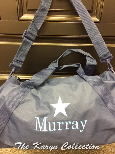 Murray's Navy duffle with 1 White Star ***
