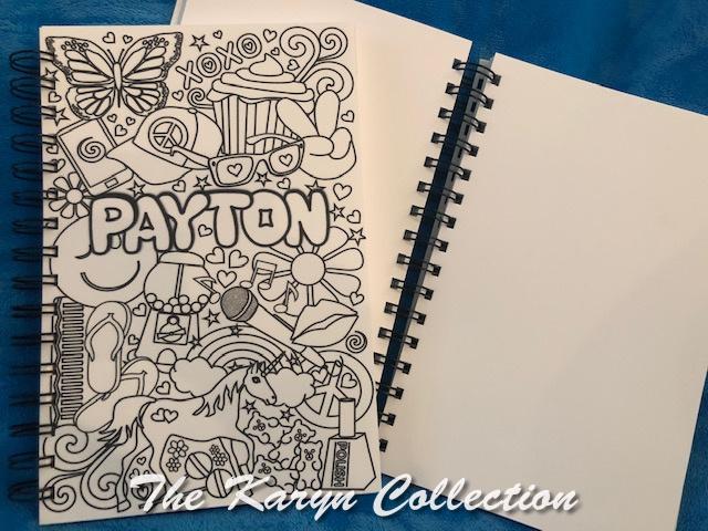 Payton's Doodle Journal