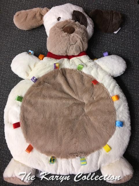 Puppy Taggies Activity Blanket