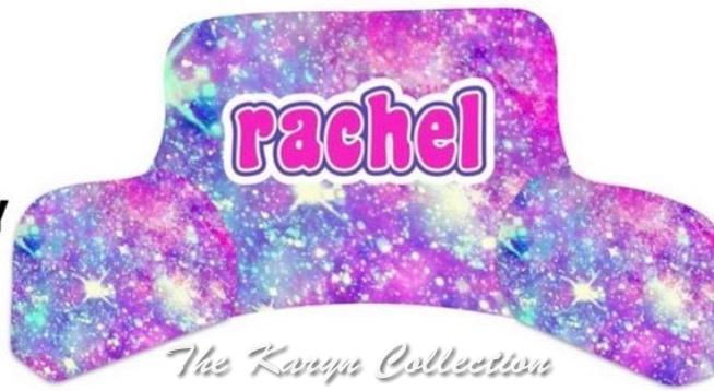 Rachel's Cosmos Study Pillow