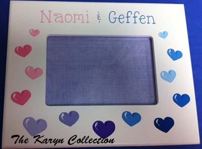 Naomi's big sister frame
