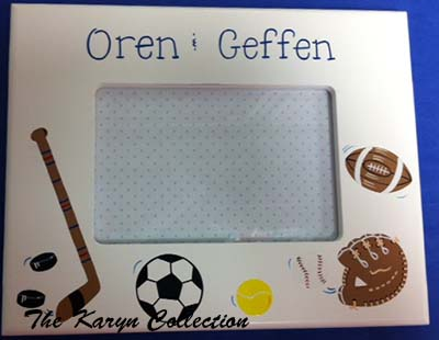 Oren's big brother frame